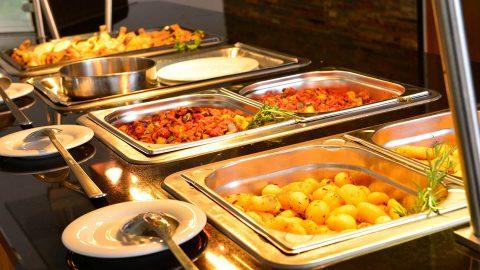 Mittagessen Seminarhotel