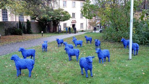 Tagungszentrum Schmerlenbach Blaue Schafe Hösbach