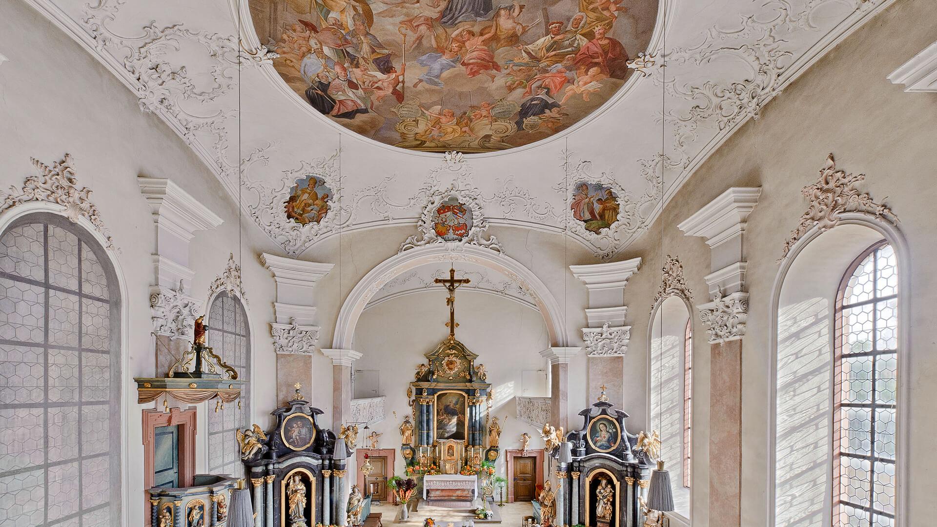 Innenansicht_Wallfahrtskirche