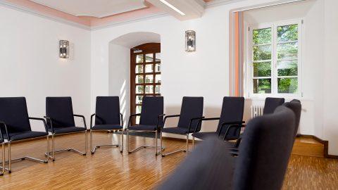 Tagungszentrum Schmerlenbach Tagungsraum Clubraum Tagungshaus