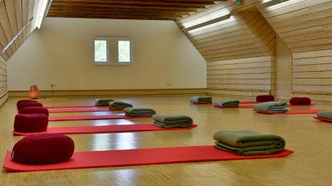 Tagungszentrum Schmerlenbach Meditationsraum Geistliches Zentrum