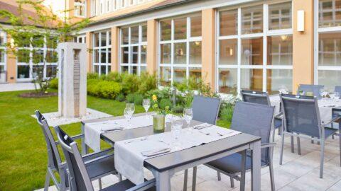 Hotel Barrierefrei Einzelzimmer Doppelzimmer Frühstück Schmerlenbach