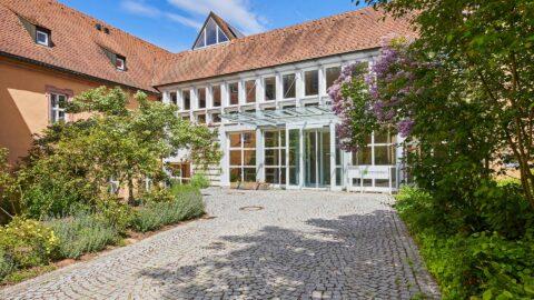 Kirchliches Tagungszentrum Tagungsraum Frankfurt Schmerlenbach