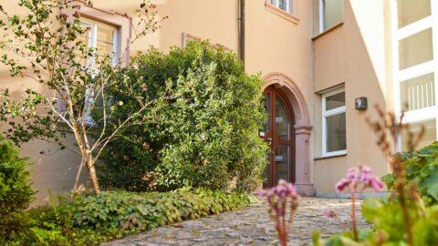 Kirchliches Tagungszentrum Bei Hanau Schmerlenbach
