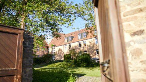 Kloster Tagungszentrum Top Tagungshotel Schmerlenbach