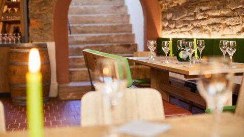 Restaurant Urlaub Wochenendurlaub Zu Zweit Schmerlenbach