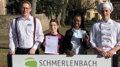 Auszubildende Schmerlenbach