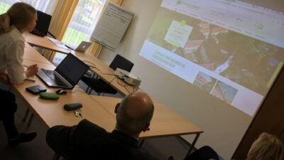 Online Marketing Schulung Team Schmerlenbach